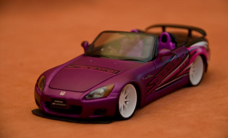 Honda toy car
