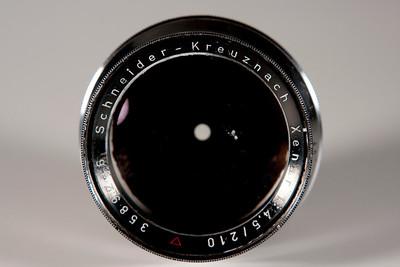Schneider-Kreuznach Xenar 1:4.5:210