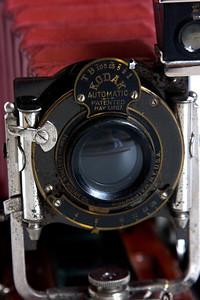 Kodak 3A B-4 lens