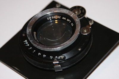 Goerz Dogmar 6.5in f4.5