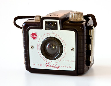 Kodak Brownie Holiday
