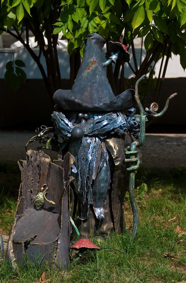 Druid dwarf