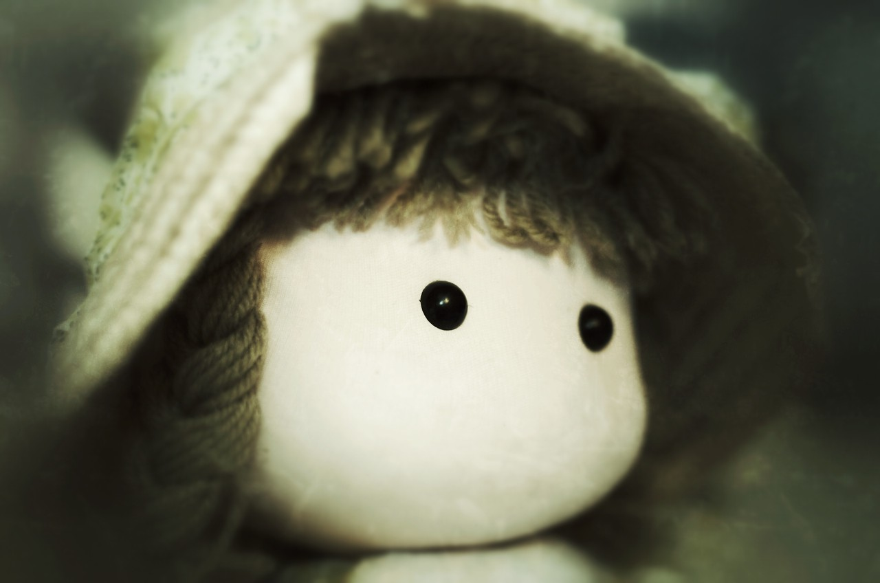 Hipster doll