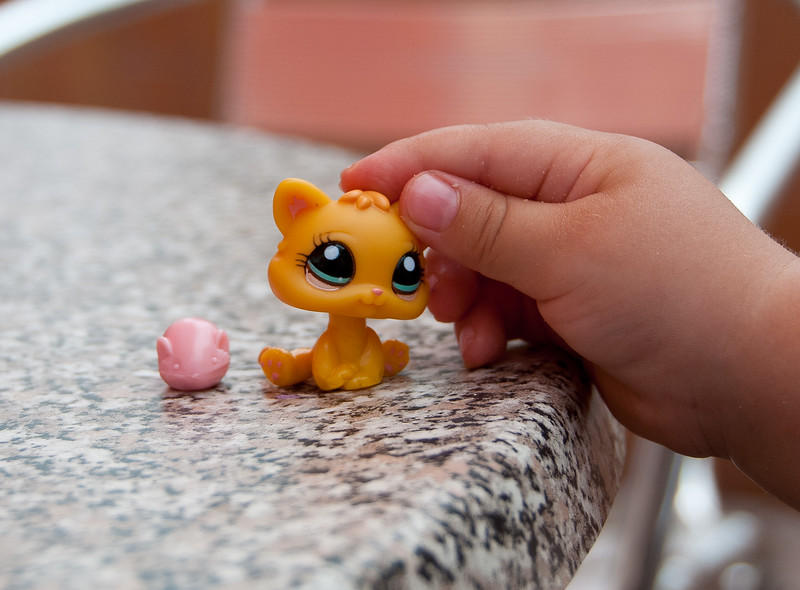 Cat from Littlest Pet Shop