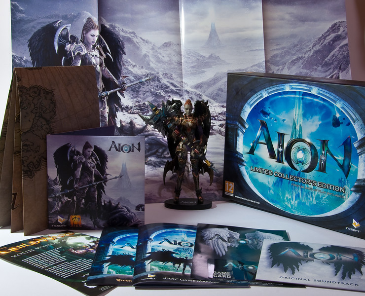 Aion: Tower of Eternity Collector's edition