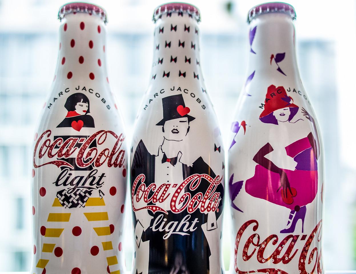 Coca-Cola in Paris