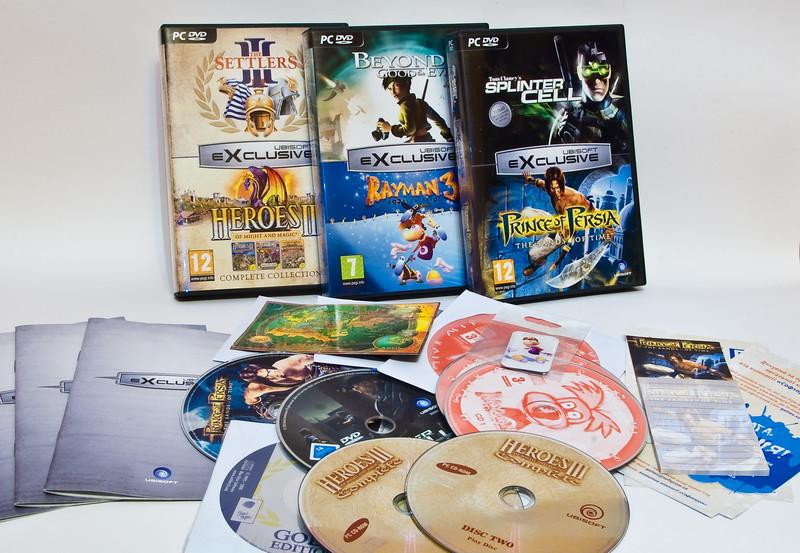 Ubisoft Exclusive games