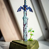 The sword from Zelda's Collector Edition