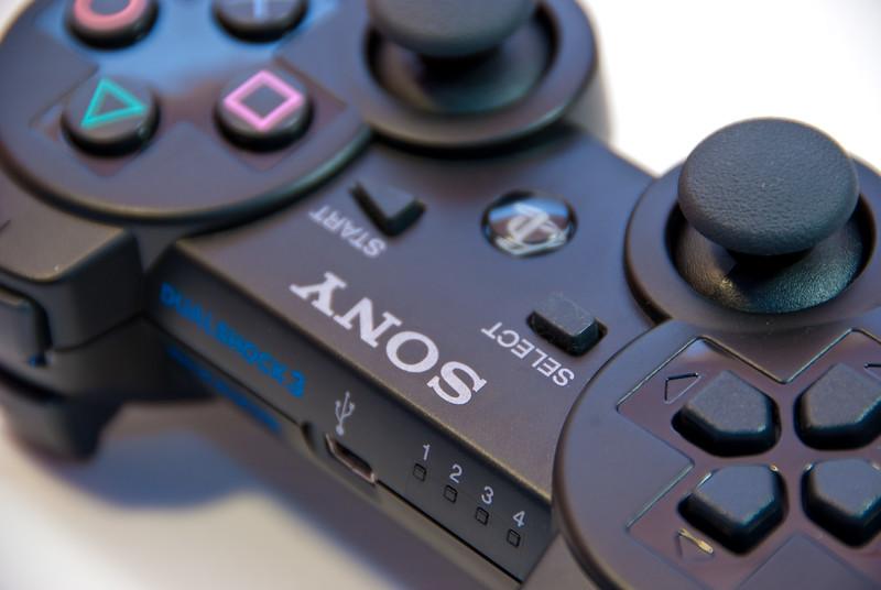 Dualshock 3 gamepad