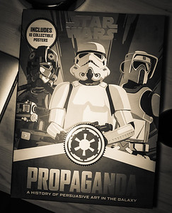 Star Wars Propaganda book