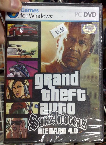 GTA San Andreas: Die Hard