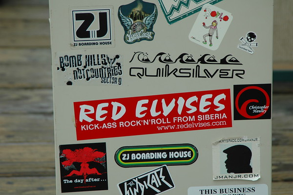 Red Elvises promo