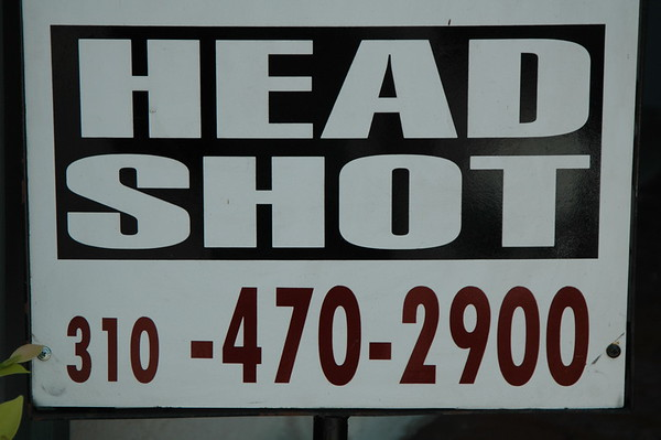 Head shots!