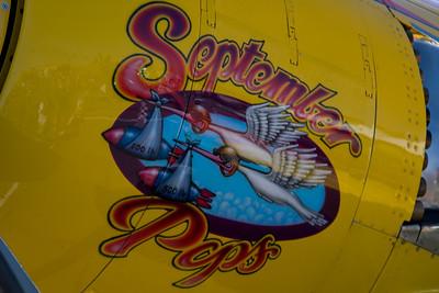 Hawker Sea Fury, September Pops
