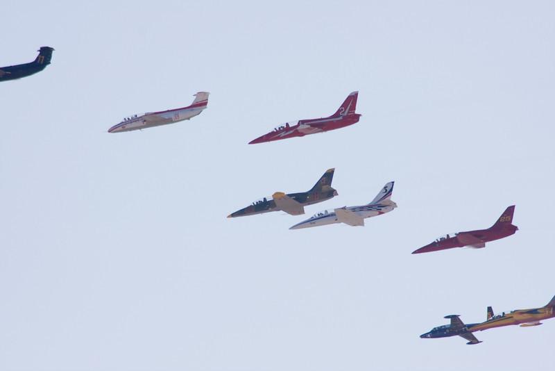 Jet class start