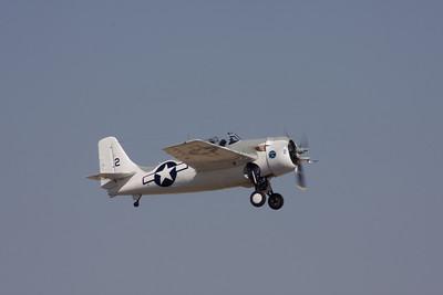 FM-2 Wildcat, Air Biscuit