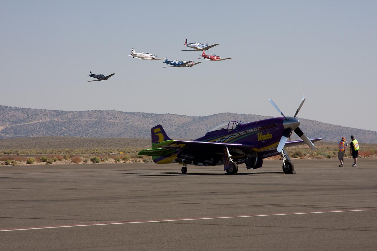 Reno air race 2008