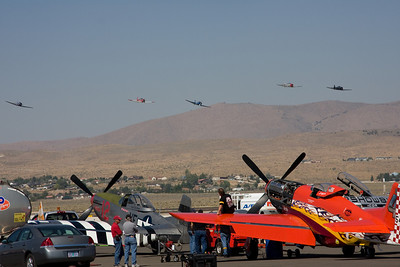 Reno air race 2008