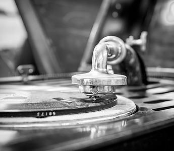 Edison Record Player