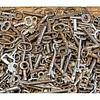 Assorted Antique Keys