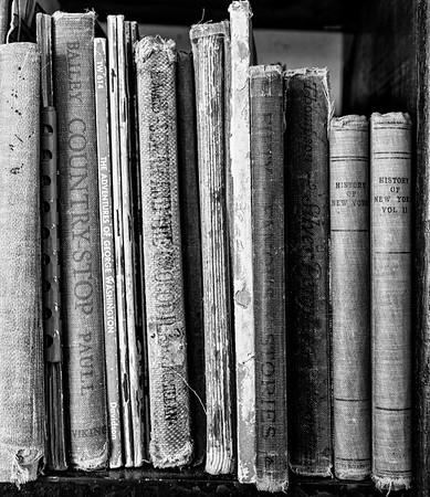 Worn Literature