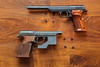 Walther 1936 Olympia pistols