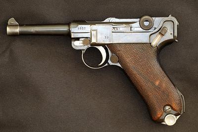 "PO8 Luger ""Parabellum"""