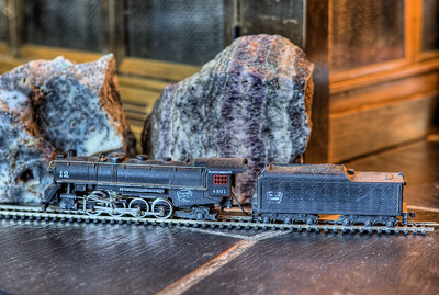 """HO Scale Train - Private Collection Visit our blog """"A Private Collection"""" for the story behind the photos."""
