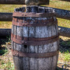 Wood Barrel - Vancouver Island, British Columbia, Canada