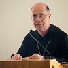 Fr. Julian Peters, OSB, gave the oblate day of recollection on July 11, 2014.