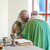 "Photos of the Oblate Day of Recollection held on July 17, 2015. Br. William Sprauer, OSB, gave the conferences, with the theme, ""Seeing Clearly: Challenging Our Perceptions of God and Reality."""
