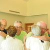 Oblate Day of Recollection, held at Guest House, Fr. Barnabas Gillespie was speaker, oblations, investitures