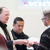 Photos of the Oblate Ceremony on December 9, 2017 in the Archabbey Church presided by Archabbot Kurt Stasiak, OSB. Nine people were invested as Oblate Novices, and 13 people made their Final Oblation.