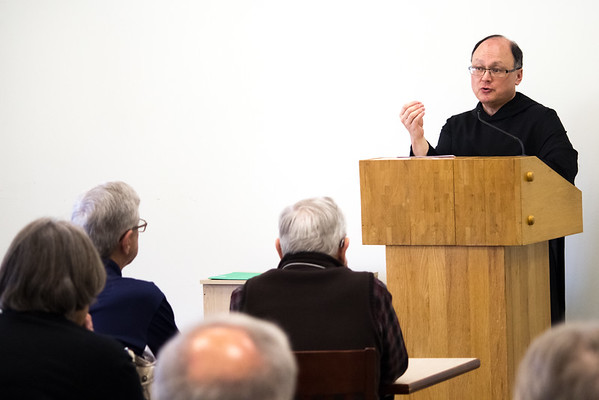March Oblate Retreat 2015
