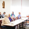 "Fr. Denis Quinkert, OSB,  presented the Oblate March retreat titled ""Waiting in the Garden with Jesus"" at Saint Meinrad Archabbey On March 20-22."