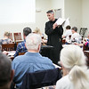 Br. John Mark Falkenhain, OSB, gave a conference on singing the psalm tones during the Oblate Study Days on June 12, 2019.