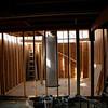 Pier Room below Dome Room with Conduit Cut Away