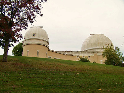 Keeler Dome and Thaw Dome (L to R)