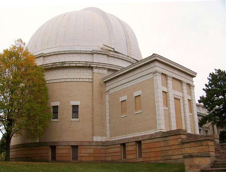 Allegheny Observatory Sept 25, 2009.