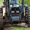 Patrick Theil plowing