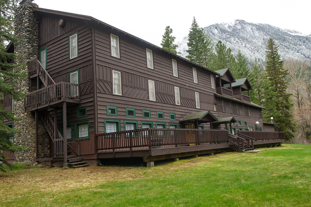 Lodge today