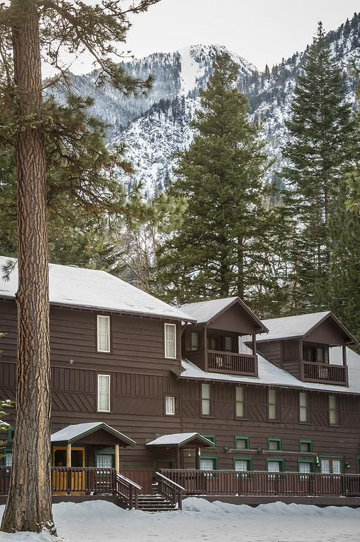 6. Wallowa Lake Lodge, February, 2016