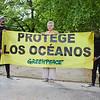 Greenpeace reúne a más de 100 personalidades del mundo de la cultura para pedir la protección de los océanos