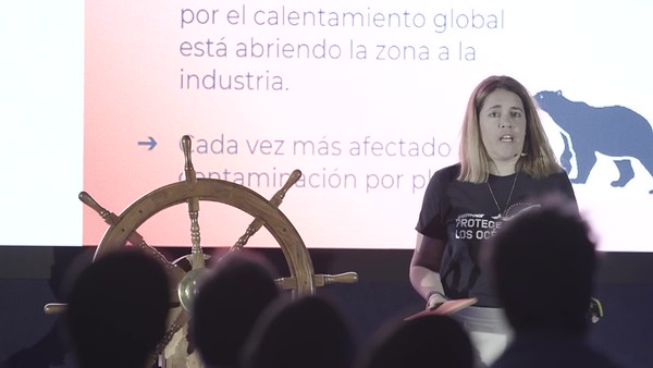Brutos Pilar Marcos (Greenpeace), mas recursos generales evento