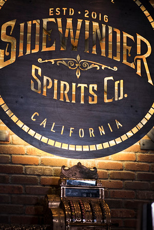 Feb 22, 2018 Sidewinder Spirits