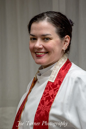 Rev. Lauren McLeavey, St Ann's Episcopal Church, Billerica MA