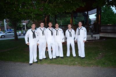 Stoneham concert Series - Veterans night July 28, 2016