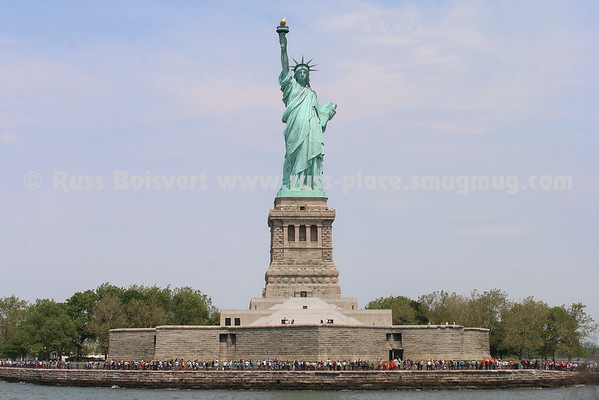 2016 Statue of Liberty & Ellis Island