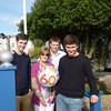 A very happy Mum with the boys