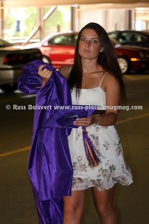 2012 Blackstone Valley Tech Graduation